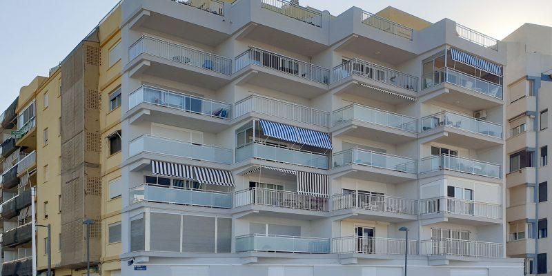 fibra de carbono mecanoviga limpieza paramentos terraza